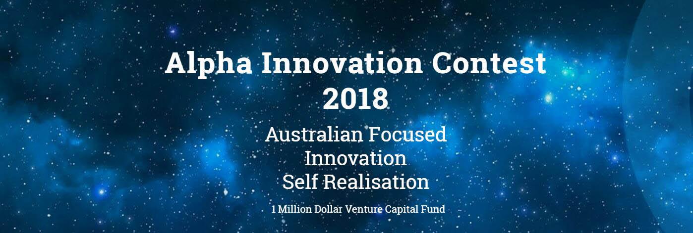 Alpha Innovation Contest 1 Million Dollar Venture Capital Fund